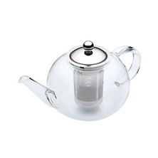 Glass Teapot And Infuser 1.4 Ltr