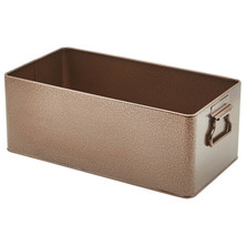 Buffet Box Galvanised Steel For GN1/3 Containers 30.7cm X 26.4cm X 12cm