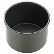 Pork Pie Individual Cake Tin Loose Base Non-Stick