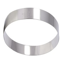 Stainless Steel Ring 160mm X 35mm