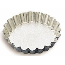 Tartlet Tin Matfer 90mm X 15mm