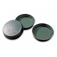 Tin Tartlet  Non Stick Plain 10cm X 2cm