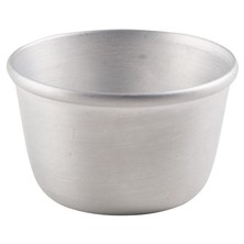 Aluminium Pudding Basin 105ml 7cm x 4cm