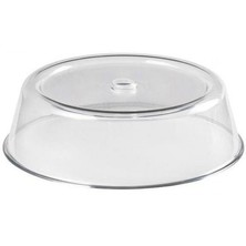 Plate Cover Polycarbonate 8.5""