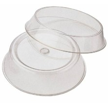 Plate Ring Polycarbonate 8.5""