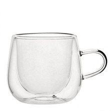 Double Walled Cappuccino Glass 22cl / 8oz (Box Of 6)