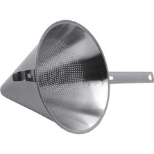 Strainer S/S Punched 25cm