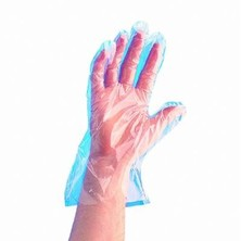 Glove Polythene Clear (Pack 1000)