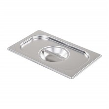 Gastronorm Food Pan Lid S/S GN 1/9