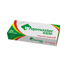 Clingfilm Refill Pack Of Three 45cm X 300m