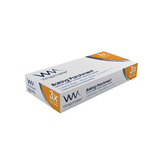 Baking Parchment Refill 45cm X 50m (Pack Of 3)