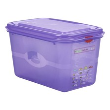 Allergen Storage Container With Lid GN 1/4 150mm 4.3L