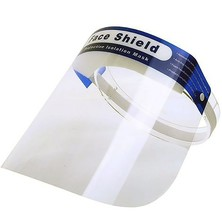 Face Shield / Visor 20mm Foam Top Headband
