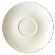 Royal Genware Fine China Saucer For Tf787 Angled Handle Cup (Box of 6)
