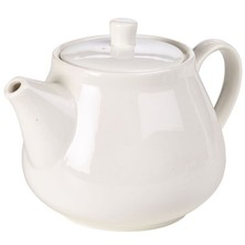 Royal Genware Fine China Traditional Teapot 45cl (single)
