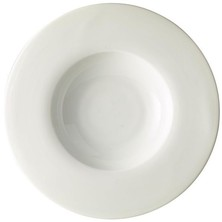 Royal Genware Wide Rimmed Pasta Dish / Gourmet Plate 30cm (Box of 6)