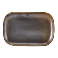 Terra Porcelain Rectangular Plate 29cm x 19.5cm (Box Of 6)