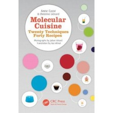 Molecular Cuisine Twenty Techniques Forty Recipes - Cazor & Lienard