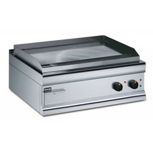 Lincat Gs7/r Half Ribbed Electric Griddle 330mm (h) X 750mm (w) X 600mm (d) 6kw Dual Zone