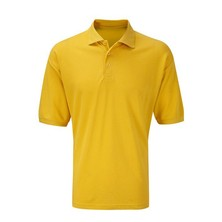 Clearance Polo Shirt Yellow