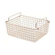 Wire Display Basket Copper GN1/2 31.3cm X 25.3cm X 12cm