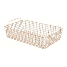 Wire Display Basket Copper GN1/1 51.8cm X 31.3cm X 12cm