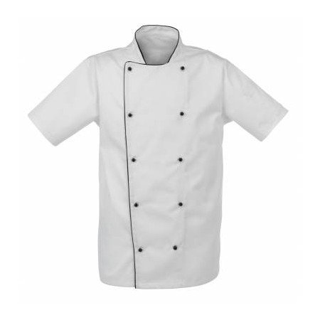 Airback Technical Chefs Jacket White