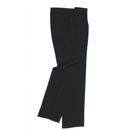 Ladies Trouser Black Polyester