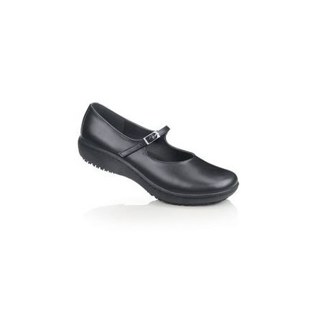 Shoes For Crews Mary Jane Ladies Shoe Black