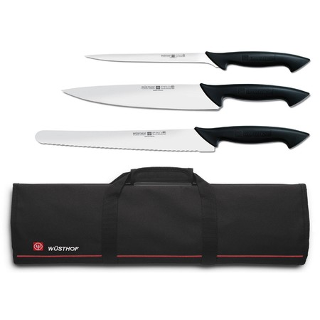 Wusthof PRO 3 Piece Chefs Starter Set With Case