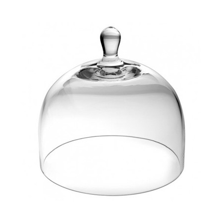 Glass Dome Cloche 15cm