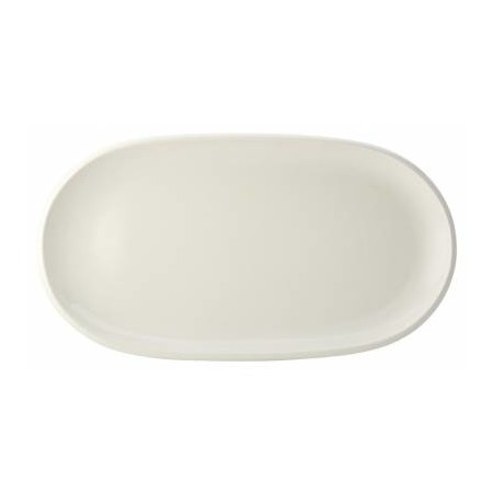 Anton Black Fine China Gallery Platter 34cm (box Of 6)