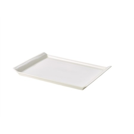 Royal Genware Fine China Narrow Platter 35cm X 25cm (Box of 3)