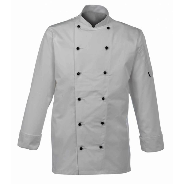 Le Chef Contract Executive Jacket White