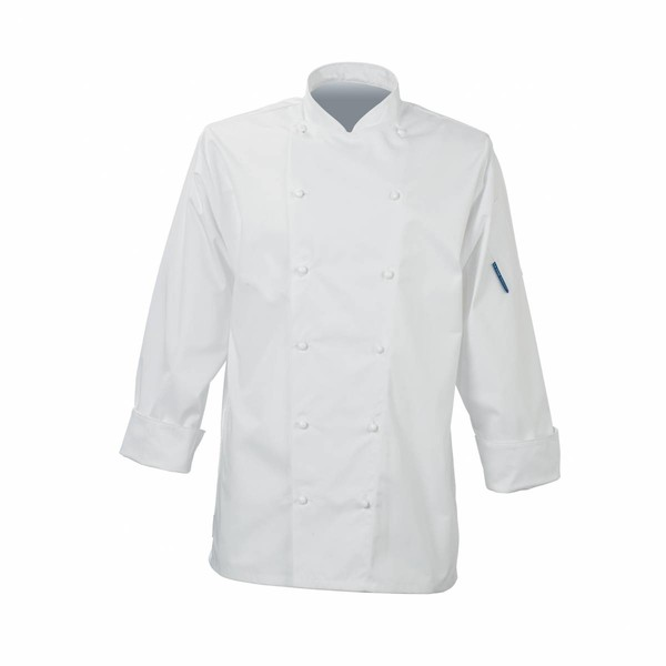 Le Chef DE21E Staycool Jacket With Coolmax Back Long Sleeves