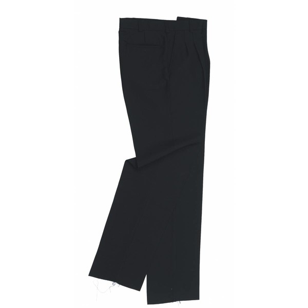 Gents Trouser Black Polyester