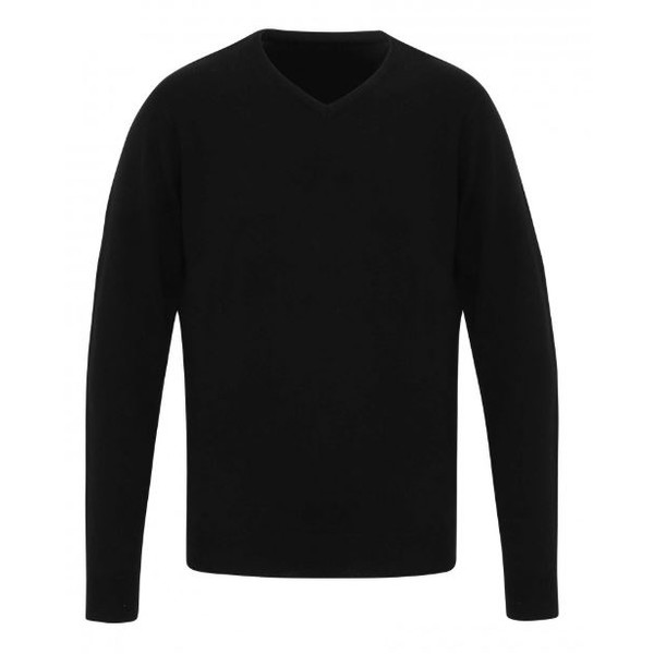 Essential Gents V-neck Sweater Acrylic