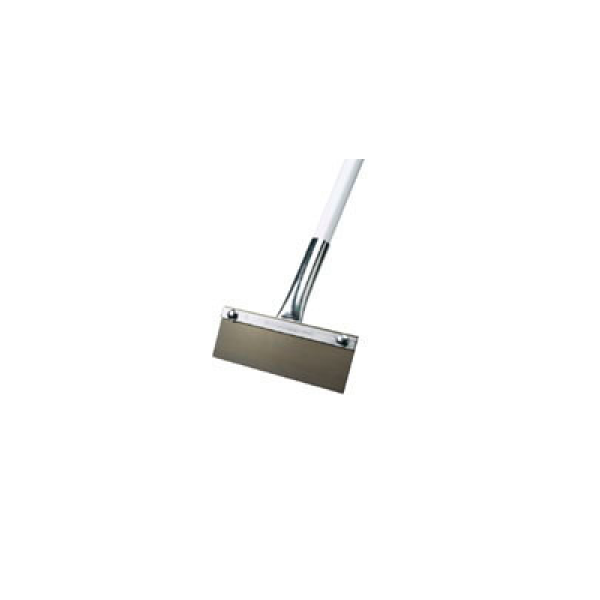 Scraper Floor 20cm With 122cm White Aluminium Handle