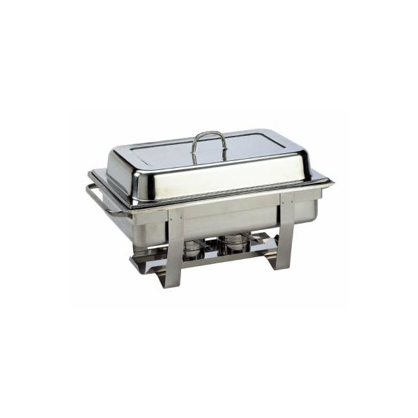 Chafing Dish Rectangular Full Size Gastronorm
