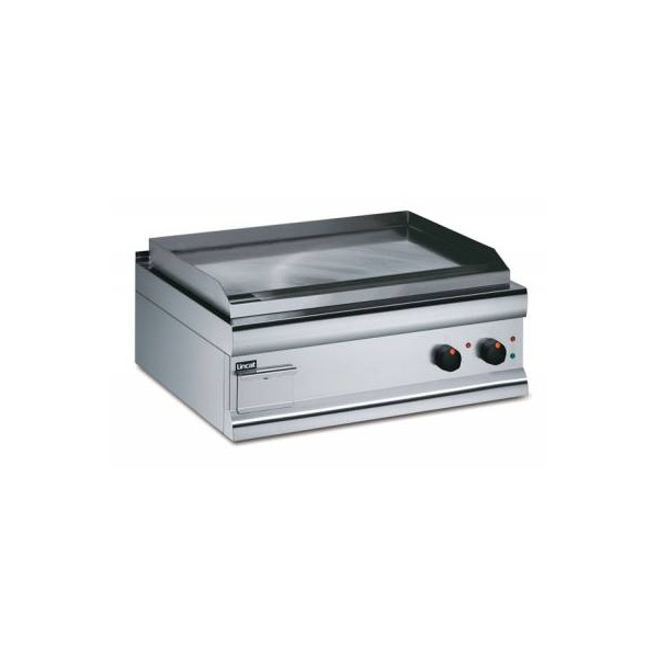 Lincat Gs7 Machine Steel Plate Electric Griddle 330mm (h) X 750mm (w) X 600mm (d) 6kw Dual Zone